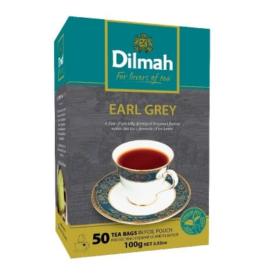 Tea Bags - Earl Grey Tea 50sX2g