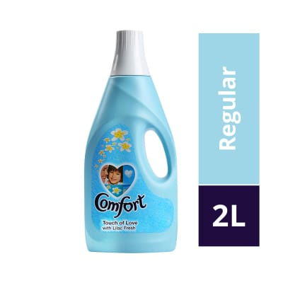 Fabric Softener Regular Touch Of Love 2L