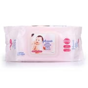 Baby Skincare Wipes Ultra Sensitive Fragrance Free 75s