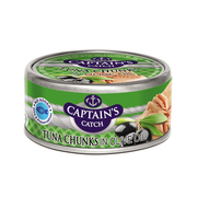 Tuna Chunks In Olive Oil 185g (#)