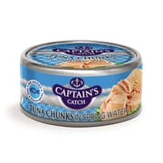 Tuna Chunks In Spring Water 185g