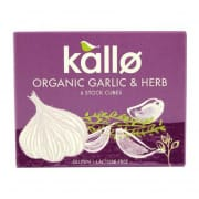 Organic Garlic & Herb 66g