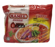 Instant Noodles - Curry 5sX75g