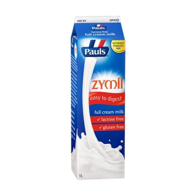 Full Cream Milk Zymil 1L