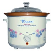 Slow Cooker with Ceramic Pot HH1500 1.2L