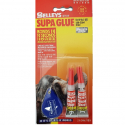 Supa Glue 2X3ml