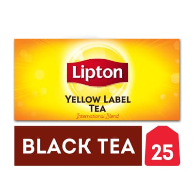 Lipton Yellow Label Black Tea International Blend