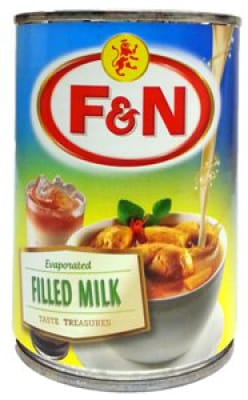 Evaporated Filled Milk 400g