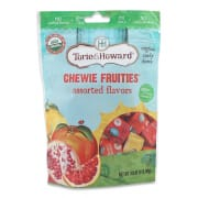 ORGANIC ASSORTED FLAVORS CHEWY