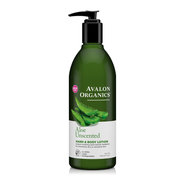 Hand & Body Lotion Aloe Unscented