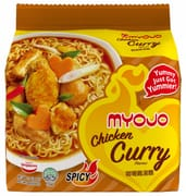 Chicken Curry 5sX83g  (#)