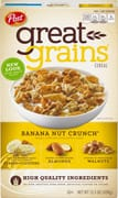 Great Grains Cereal - Banana Nut Crunch 439g