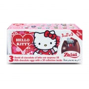 Chocolate Eggs Hello Kitty 3 x 20g