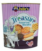 Treasure Assorted Biscuits 530g (#)