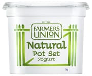 FARMERS UNION Natural Pot Set Yogurt 1kg