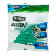 Exacta2 Sensitive Disposable Razors 5+2s