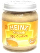 Smooth Egg Custard 110g