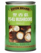 Poku Mushrooms 284g
