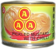 Pickled Mustard With Chilli 145g