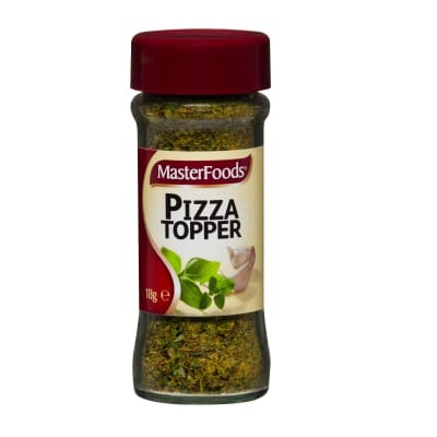 Seasoning Pizza Topper 18g