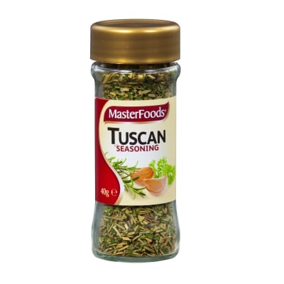 Seasoning Tuscan 40g