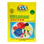 Agar Agar Powder - Green 10g