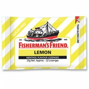 Sugar Free Lemon Lozenges 25g