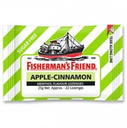 Sugar Free Apple & Cinnamon Lozenges 25g