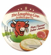 LAUGHING COW Cheese With Ham 8s