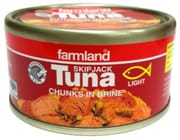 Tuna Chunks in Brine 185g