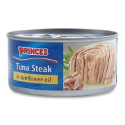 Tuna Steaks In Sflwr Oil