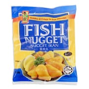 BIBIK'S CHOICE Fish Nuggets 400g