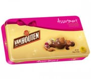 VAN HOUTEN Assortment Milk Chocolate (Tin) 300g