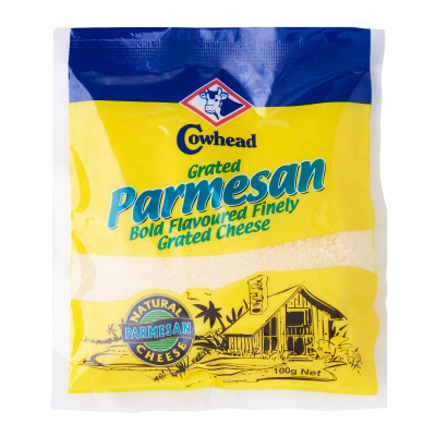 Grated Parmesan 100g