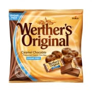 Sugar Free Caramel Chocolate Candies 60g