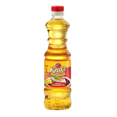KNIFE Premium Cooking Oil 500ml