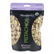 Garlic Pepper Pistachios 168g