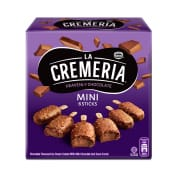 La Cremeria Mini Heavenly Chocolate Multipack Ice Cream 6s x 45ml