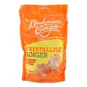 Crystallised Mild Ginger