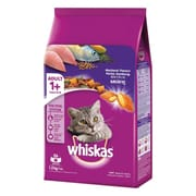 WHISKAS Mackerel Adult 1+yr 1.2kg