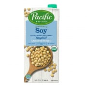 Organic Unsweetened Soy Original 946ml