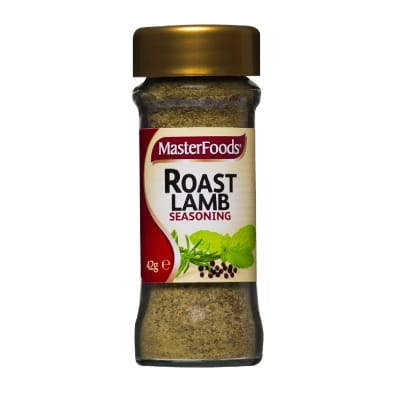 MASTERFOODS Seasoning Roast Lamb 42g