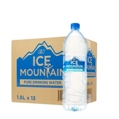 Pure Drinking Water 12sX1.5L