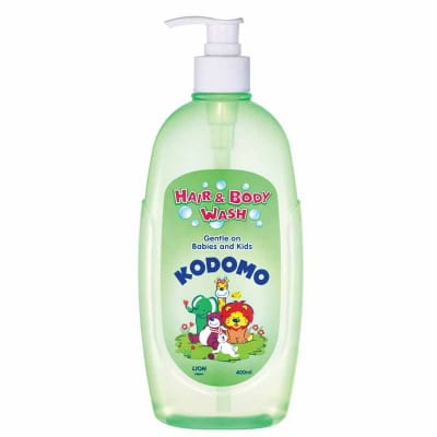 Baby Hair & Body Wash 400ml