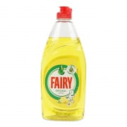 FAIRY Dishwash Liquid Lemon 500ml