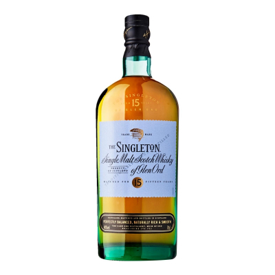 Single Malt Scotch Whisky Of Glen Ord 15 Years 700ml