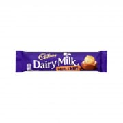 CADBURY Whole Nut Standard Bar 45g*