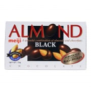 ALMOND BLACK CHOCOLATE
