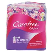 Original Liners - Scented Shower Fresh 30s