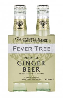 Ginger Beer 4sX200ml